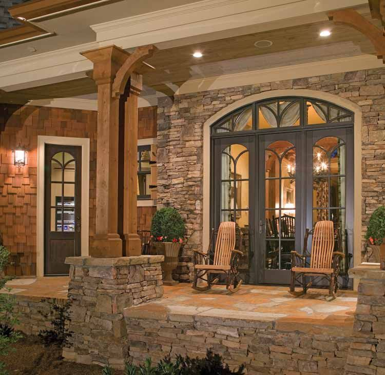 Plan 15623GE Sweeping Views And Alternate Versions Abound Porch