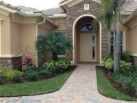 small front yard landscape with palm trees | Landscaping ...