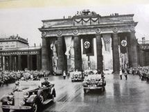 1936 Olympic Berlin Brandenburg