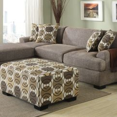 Big Sofas In Small Rooms Sofa Cushion Covers Leather Smaller Sectional Type For Spaces Instead Of