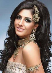 classy indian bridal makeup