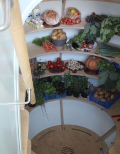 Groundfridge chills food without electricity sustainability also home rh pinterest