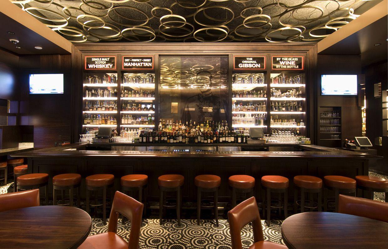 barrel Bar Lounge Ideas  Imagine These Bar Interior Design  Hugos Frog Bar  DMAC  Pour