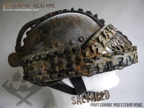 Post Apocalypse Helmet