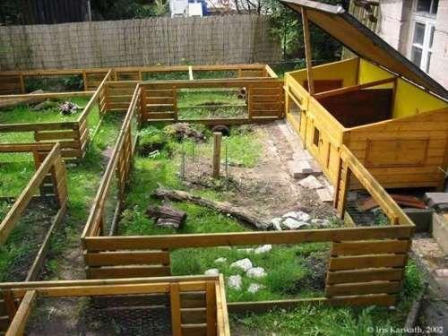 Bunny Enclosure Pic 1 Of 3 Cat Play Area Ideas Pinterest