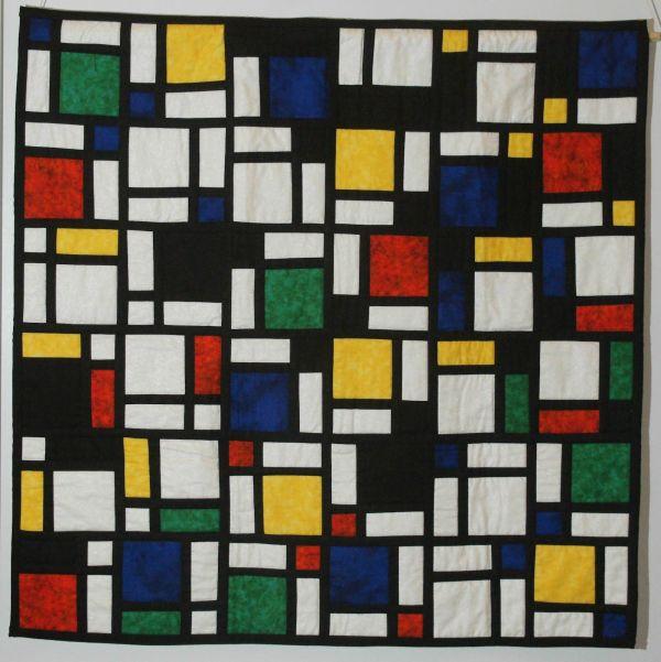 Piet Mondrian Abstract Paintings