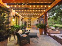 Patio Cover Lighting Ideas | Outdoor Decor | Pinterest ...