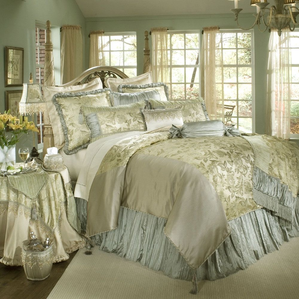 Oversized King Size Bedspreads 126x120