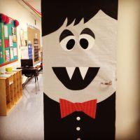 Halloween Frankenstein Classroom Door Decoration ...