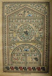 Saura Tribal Art (India) | Tribal Art (India) | Pinterest ...