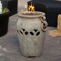 Bond Manufacturing Aria Ceramic Tabletop Fire Bowl ...