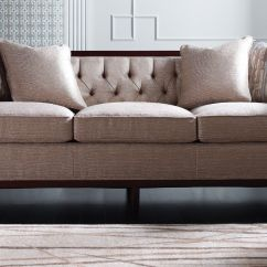 Stickley Furniture Leather Sofas And Stuff Edinburgh Scotland Newbury Sofa Tufted Back Modern