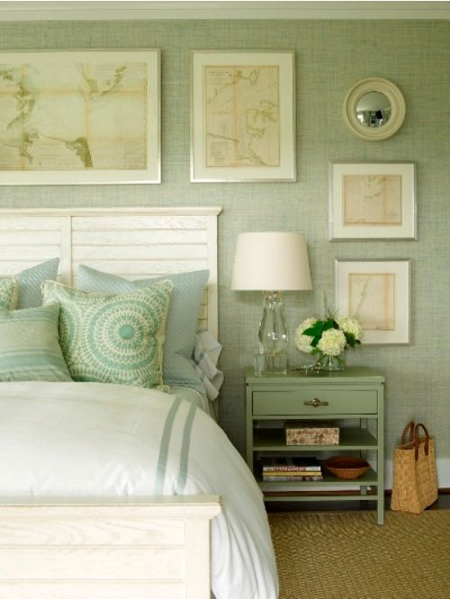 Bedrooms also grasscloth my dream bedroom pinterest empty wall spaces rh