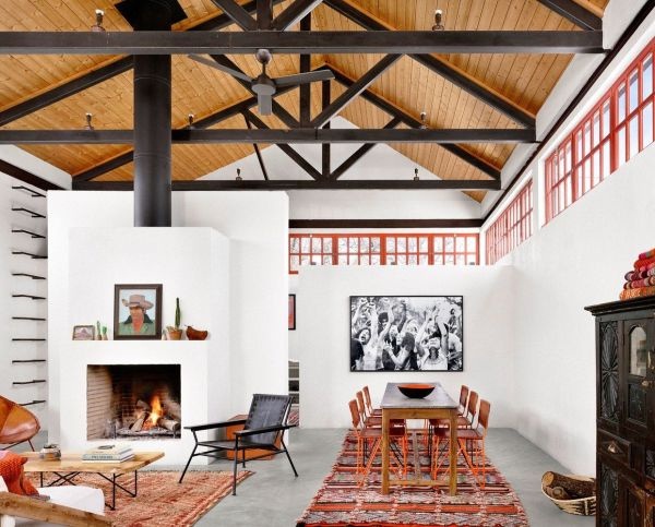 8 Modernist Marfa Homes Epitomize High-desert Style Discover Ideas Steel