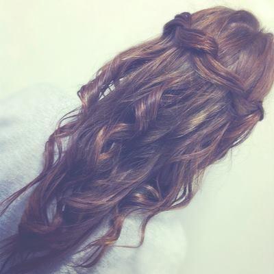 Lange Abschlussball Frisuren 2015 Für Frauen Hair Pinterest
