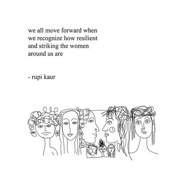 25 Life-Changing Quotes From Feminist Instagram Poet Rupi