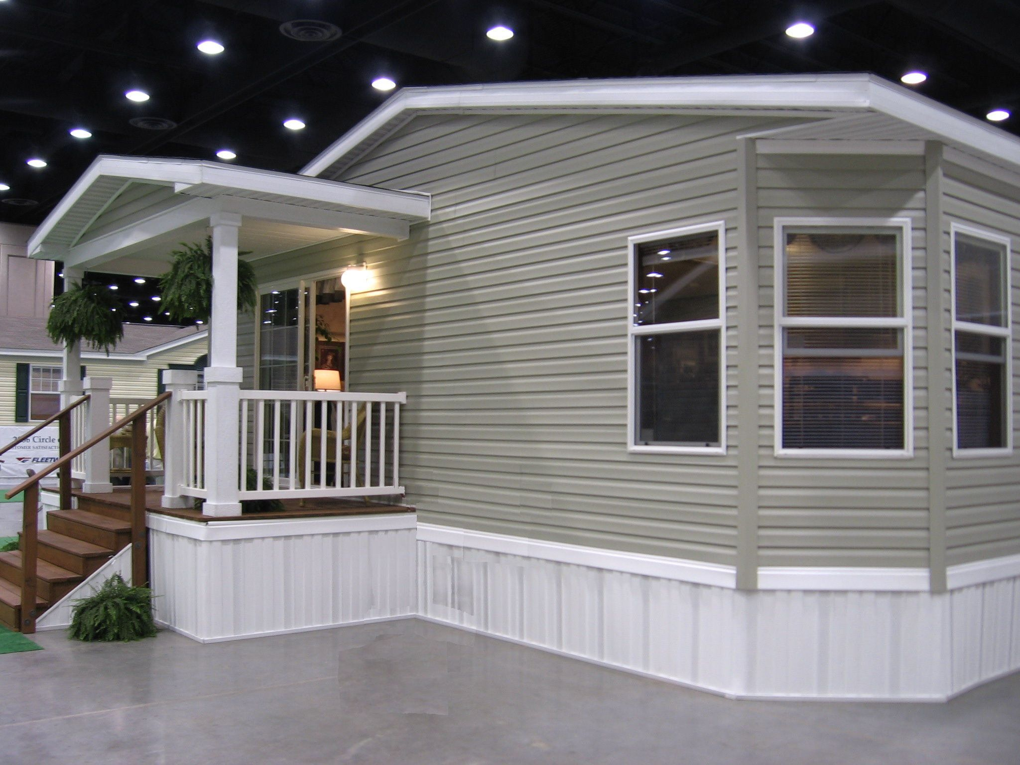 Mobile Home Deck Ideas PORCH DESIGNS FOR MOBILE HOMES Home