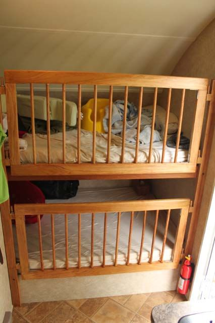 Bed Rails Beds Rv Bunk