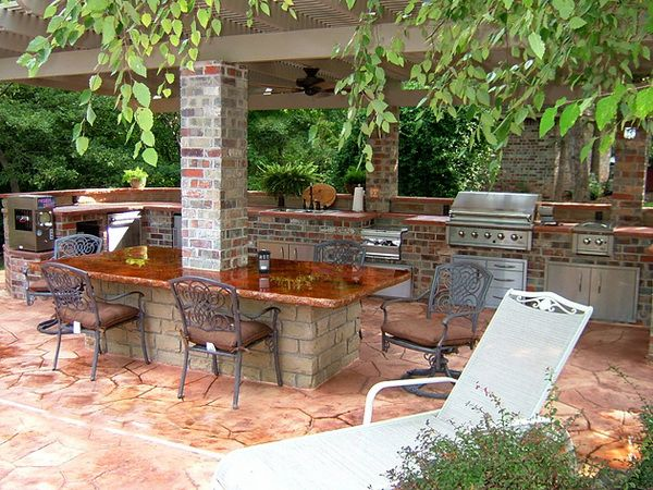 outdoor kitchens on a budget kitchen pendant light fixtures images designs table design