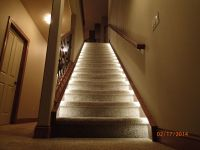Lighting for the home: Illuminate the staircase leading to ...