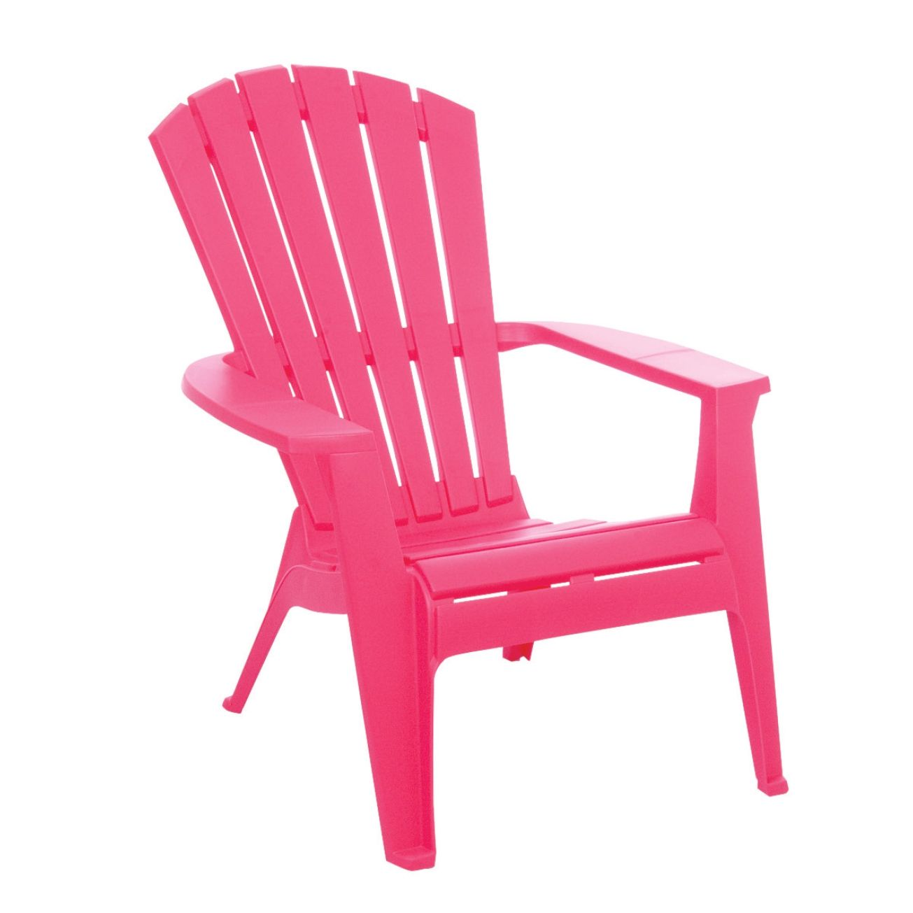 Adams Resin Adirondack Chairs 24 99 Adams Adirondack Stacking Chair In Pink 8370 07