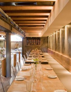 Carne restaurant interior design by inhouse brand architects architecture  ideas and online archives also clear chairs pinterest rh
