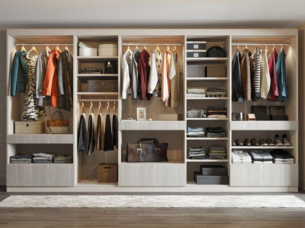 walk-through wardrobe | our first home | pinterest | wardrobes