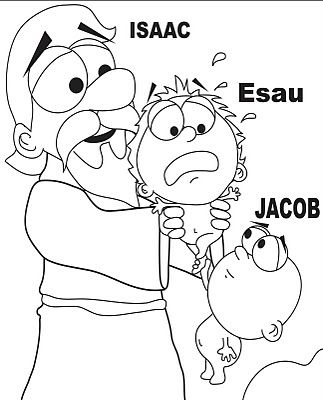 Mr Biblehead: The twins- Jacob and Esau Genesis 25