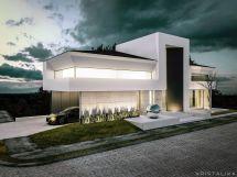 Modern Roman Architecture Design