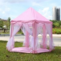 2017 HOT NEW ITEM Portable Princess Castle Play Tent Fairy