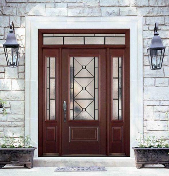 Modern Front Door Front Doors Pinterest Front Door Design