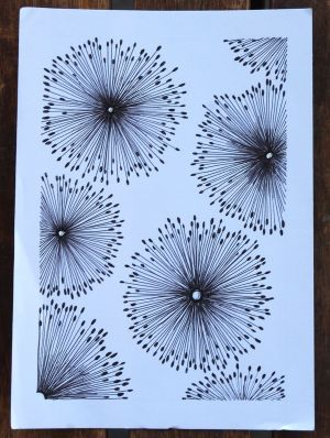 zentangle doodle patterns zen zendoodle doodles zentangles nut flowers tangle drawings coco favorite spaces places simple line drawing skrzydła motyla