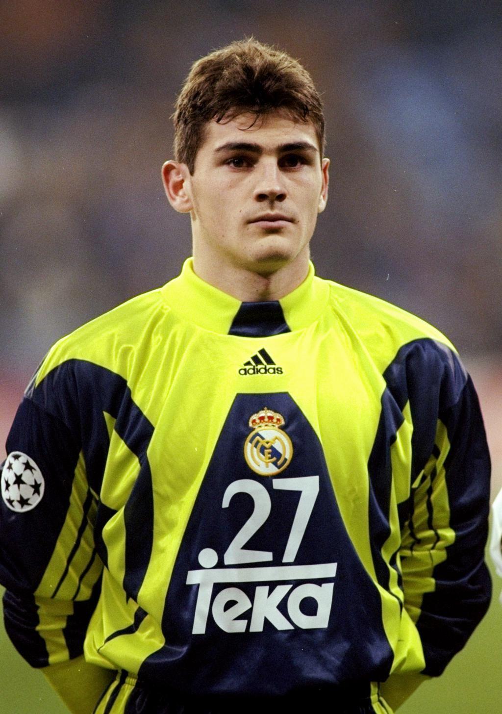 Iker Casillas real madrid ile ilgili görsel sonucu