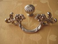 French Country Kitchen Cabinet Handle Pull Antique ...