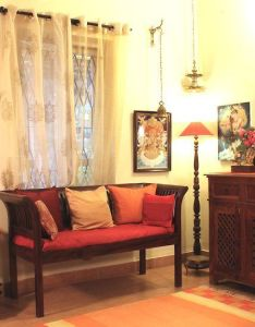 Traditional arts and crafts add warmth  gracious charm to this beautiful home also shalu   dream collectivitea homes pinterest india decor rh