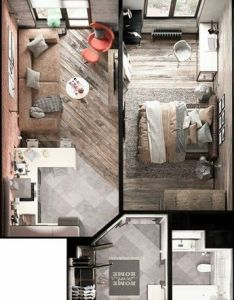 Great layout for small cottage also interiors pinterest rh