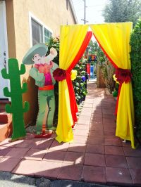 Fiesta party, fiesta , arch , Mariachi , Mexican party ...