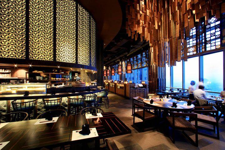 Enmaru Japanese fine dining restaurant by Metaphor