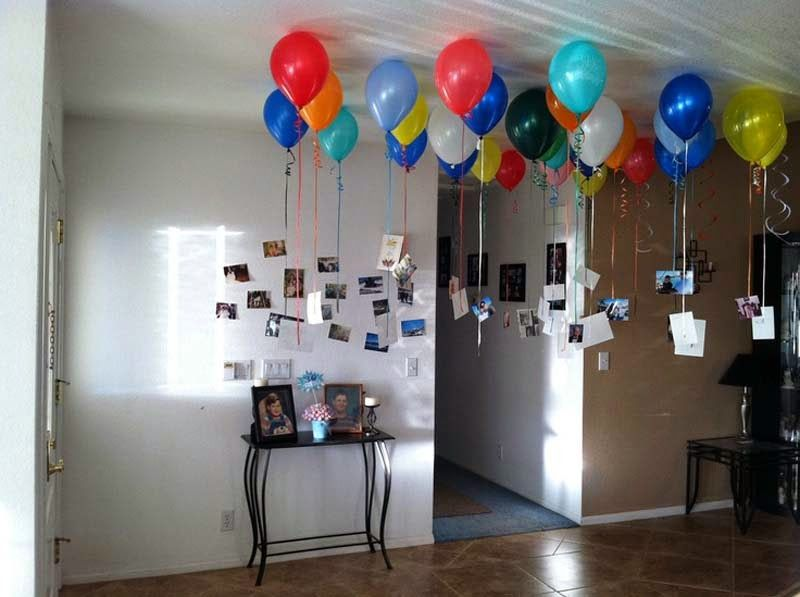 There Are Actually Many Unique Birthday Ideas For Your