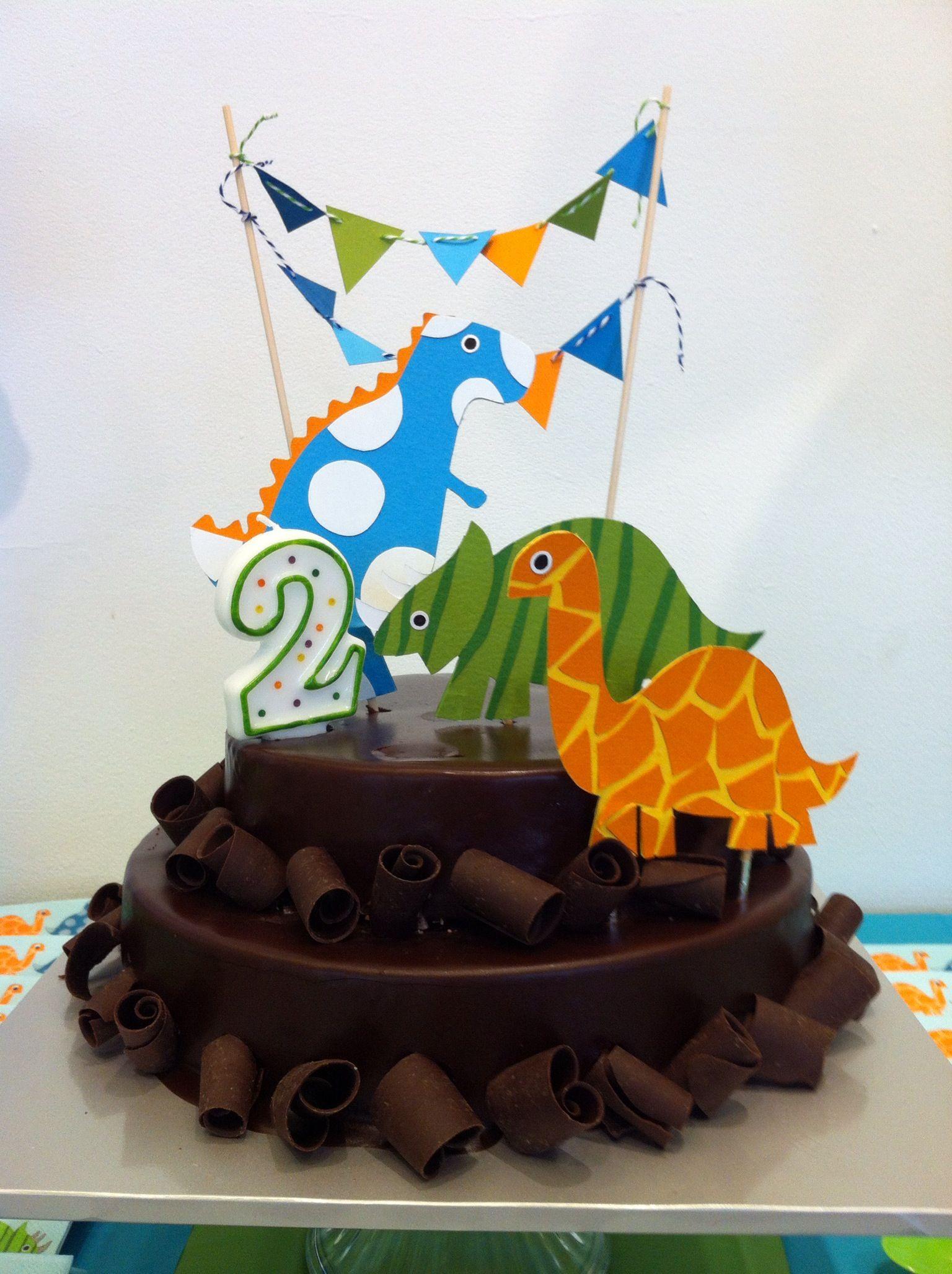 Paper Cake Decorations