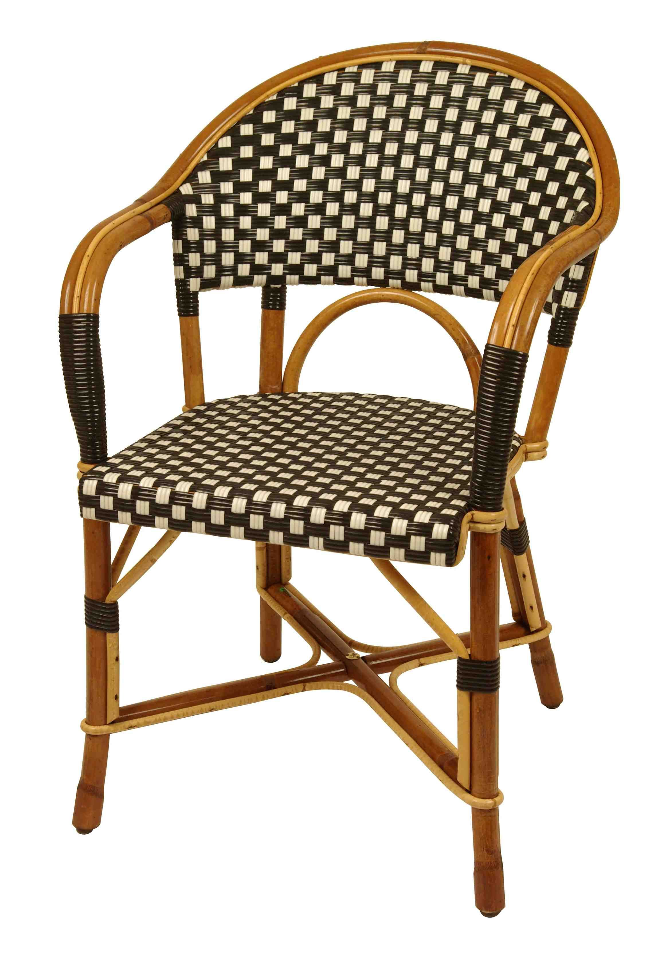 parisian cafe chairs most comfortable desk chair fauteuil matignon french bistro from drucker