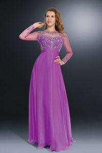 Purple Prom Dresses With Sleeves | www.pixshark.com ...
