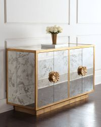 Mirrored Buffets and Cabinets for a Brighter Home Decor ...