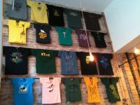 T Shirt Displays on Pinterest | Small Business Plan, Booth ...