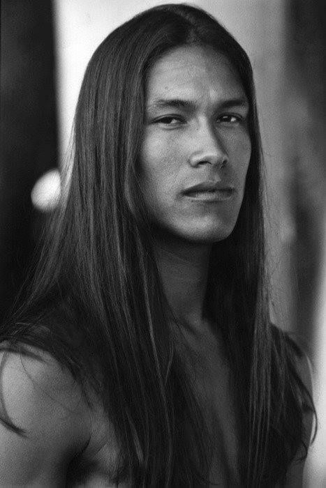 Mann Lange Haare M E N Pinterest Lange Haare Männer Lange