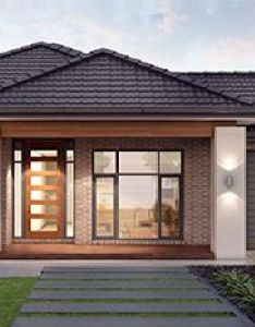 Exterior design also house facade single storey google search fixer upper rh pinterest
