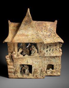 House model nayarit the metropolitan museum of art also interesting rh pinterest