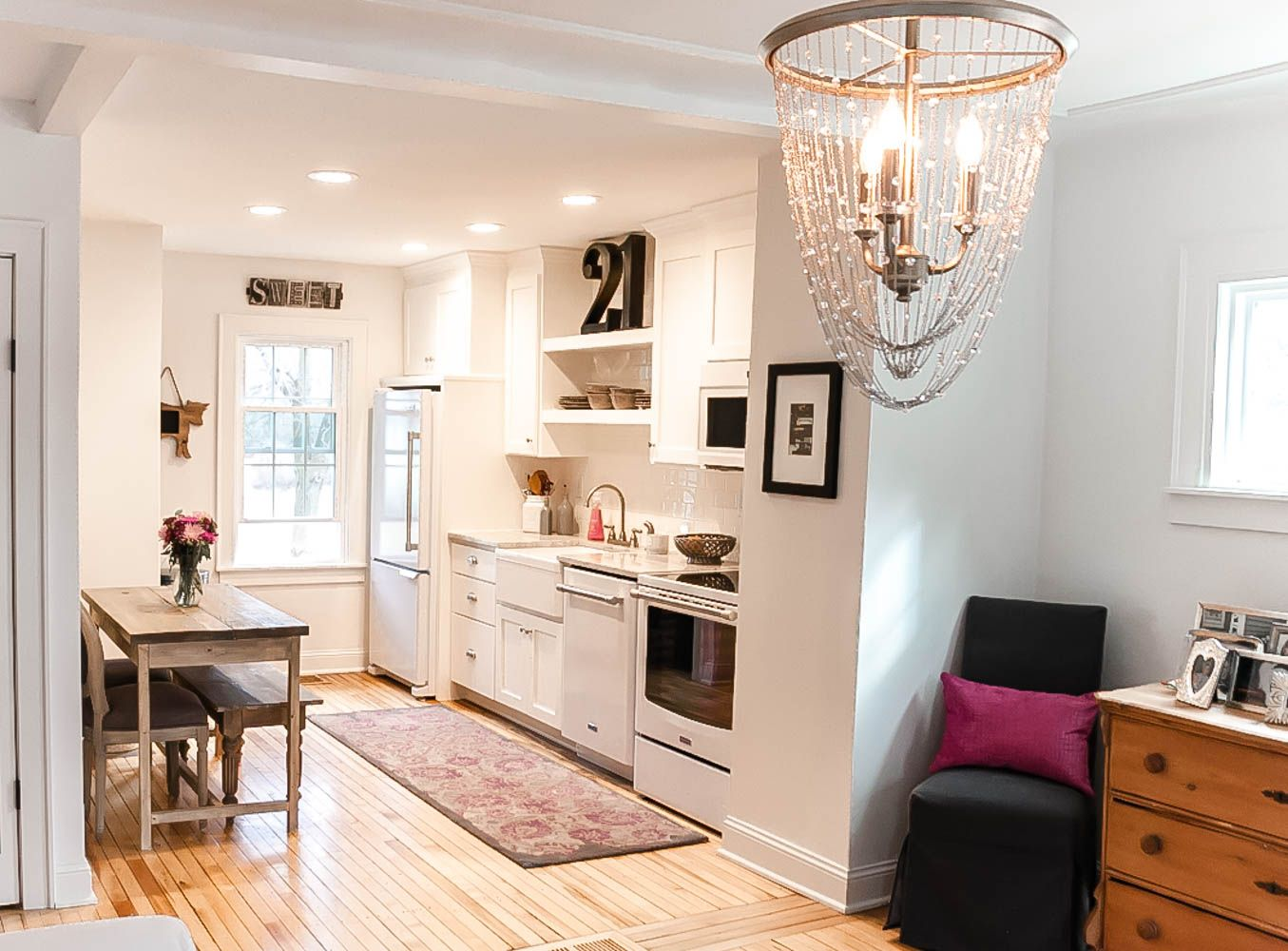 white kitchen remodel minneapolis minnesota custom cabinetry subway