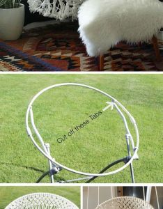 diy projects to make your home look classy also macrame chairs rh pinterest