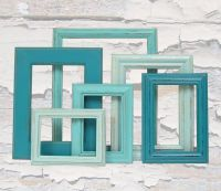 Turquoise Home Decor on Pinterest | Recycled Home Decor ...
